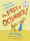 Please Try to Remember the First of Octember2